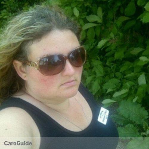 Canadian Nanny Provider Amanda Moffatt's Profile Picture