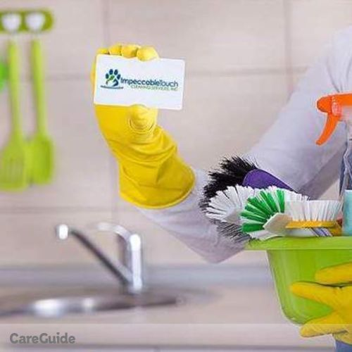 Housekeeper Provider Impeccable Touch Cleaning Service Inc's Profile Picture