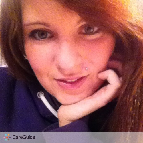 Pet Care Provider Danika Domingue's Profile Picture