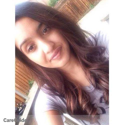 Canadian Nanny Provider Bhavneet Brar's Profile Picture