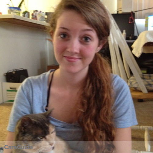 Pet Care Provider Alyssa Lawson's Profile Picture