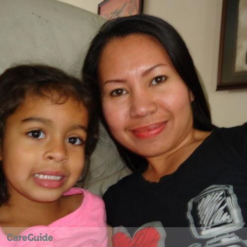 Canadian Nanny Provider Gloria Bien's Profile Picture