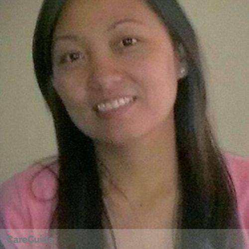 Canadian Nanny Provider Mylene O. Manuel Manuel's Profile Picture