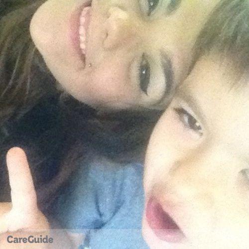 Canadian Nanny Provider Andrea Alvarez's Profile Picture