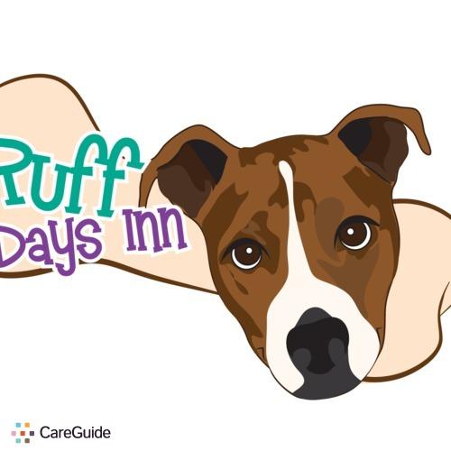 Pet Care Provider Ruff Days Inn L's Profile Picture