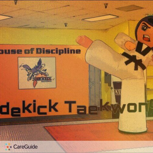 Tutor Job Sidekick Taekwondo 's Profile Picture