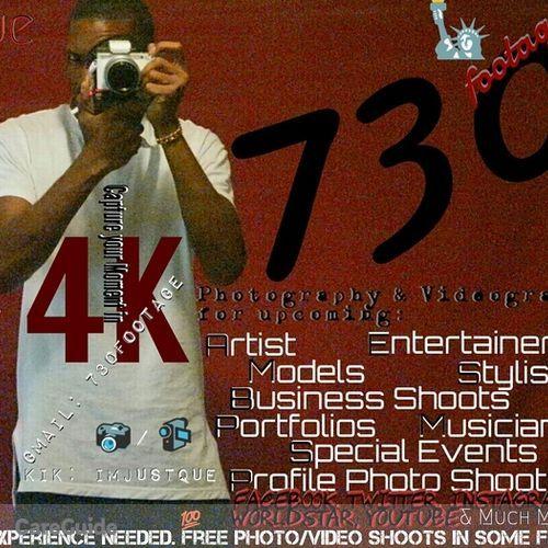 Videographer Provider Que P's Profile Picture