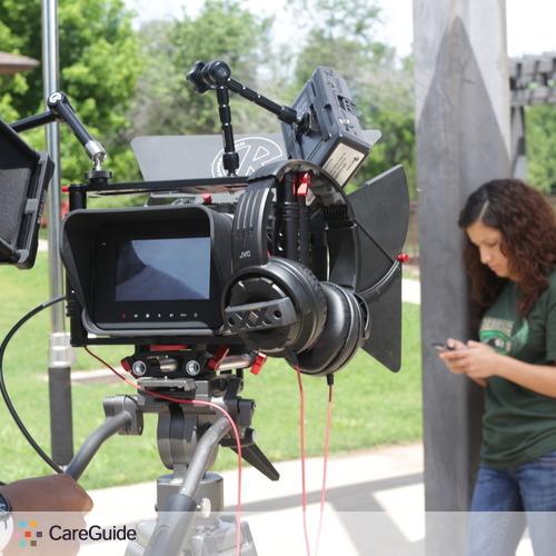 Videographer Provider Gerrod Clarke's Profile Picture