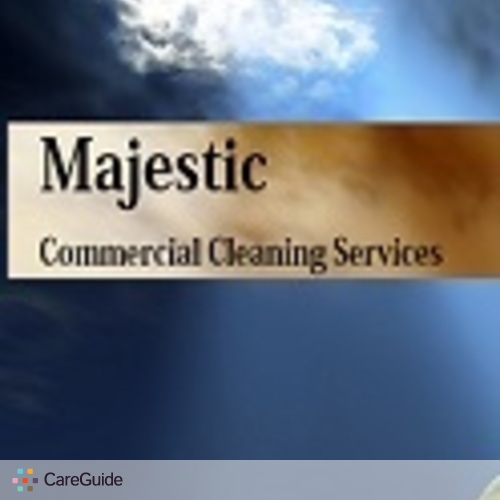 Housekeeper Provider Majestic Cleaning Services Inc.'s Profile Picture