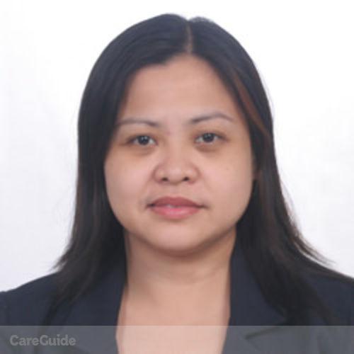 Canadian Nanny Provider Lindsay San Juan's Profile Picture