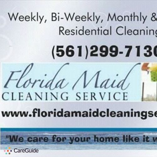 Housekeeper Provider Sylvia P's Profile Picture