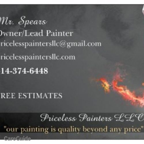 Painter Job MIchael Spears's Profile Picture