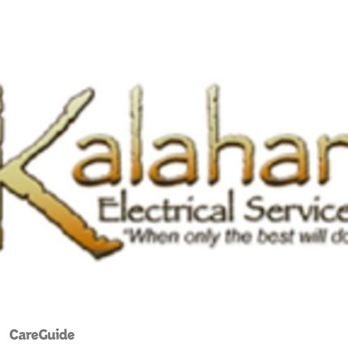 Housekeeper Provider Kalahari Electrical Services's Profile Picture