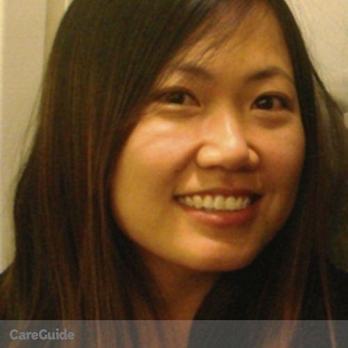 Canadian Nanny Provider Supattra Jina's Profile Picture