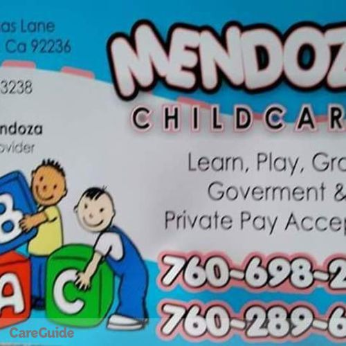 Child Care Provider Cecilia Mendoza's Profile Picture