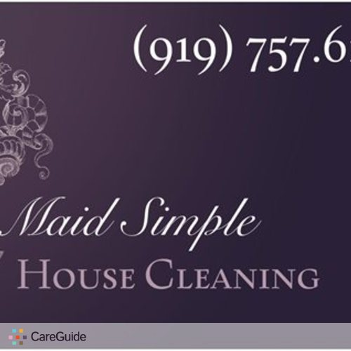 Maid Simple - Residential/Commercial Cleaning