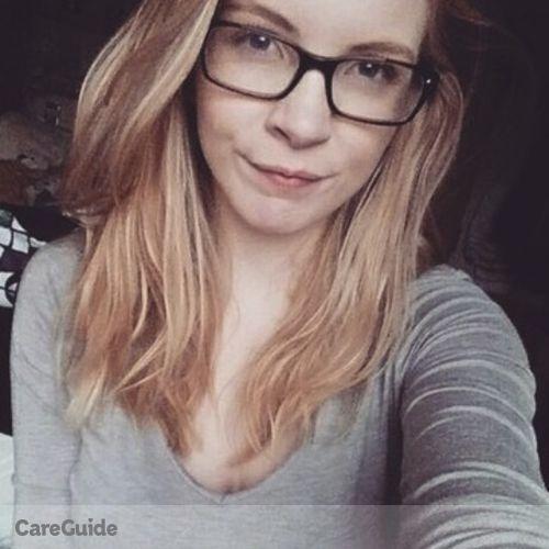 Canadian Nanny Provider Zoe Nordstrom's Profile Picture