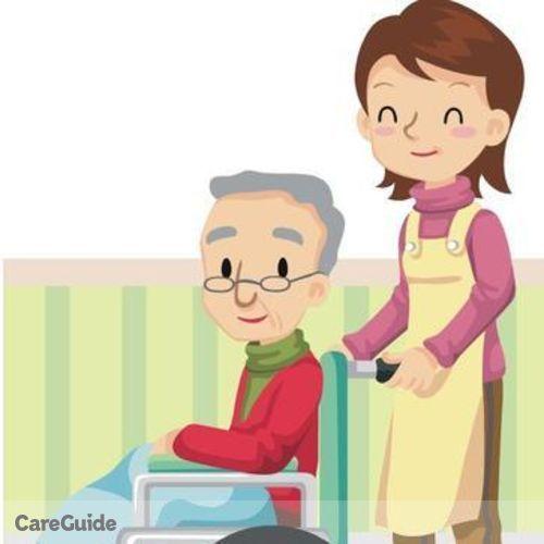 Elder Care Provider Olya K's Profile Picture