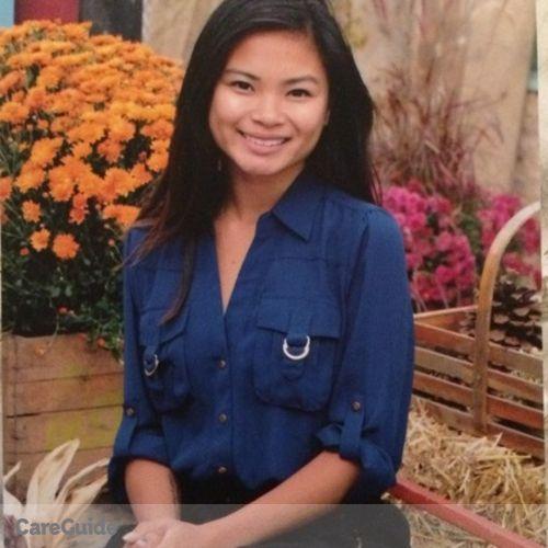 Canadian Nanny Provider Diana Dao's Profile Picture