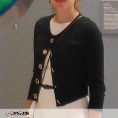 Child Care Provider Anna Ivannikova's Profile Picture