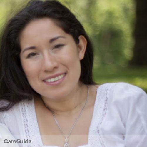 Canadian Nanny Provider Belinda Flores's Profile Picture