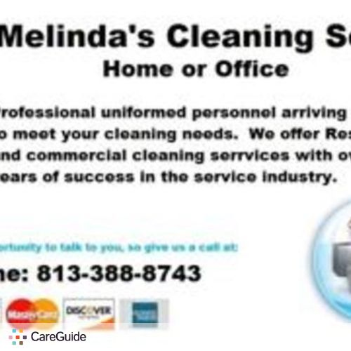 Housekeeper Provider Melinda Paige's Profile Picture
