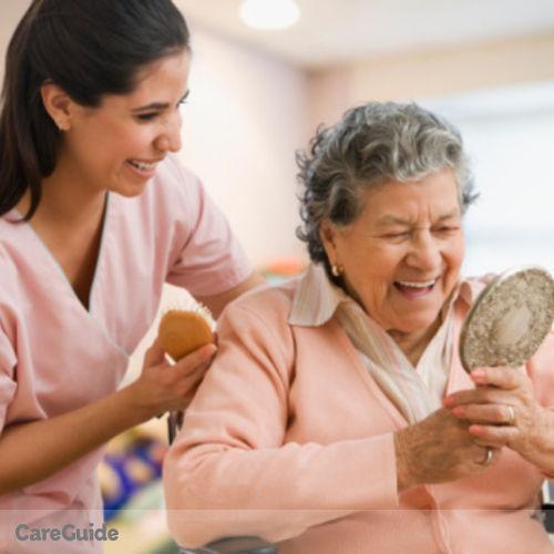 Elder Care Provider Sent From A's Profile Picture