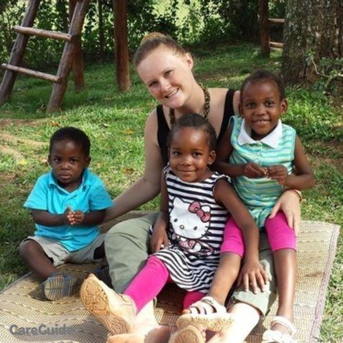Canadian Nanny Provider Jenna Strathearn's Profile Picture