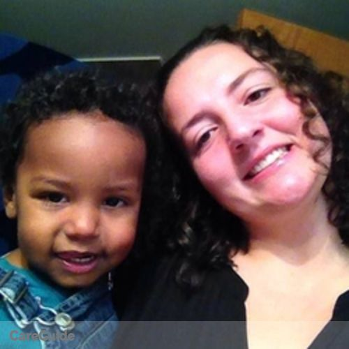 Canadian Nanny Provider Brittany Henderson's Profile Picture