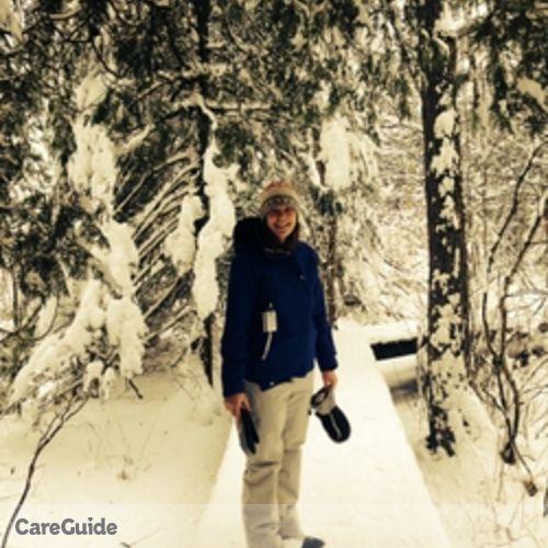 Canadian Nanny Provider Bridget Vickers's Profile Picture