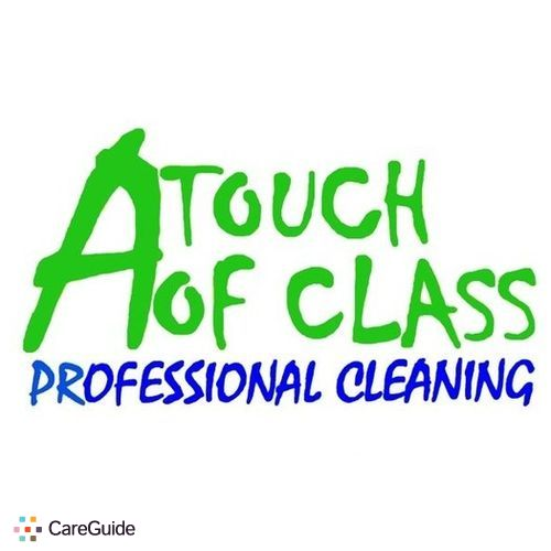 Housekeeper Provider A Touch Of Class Professional Cleaning's Profile Picture