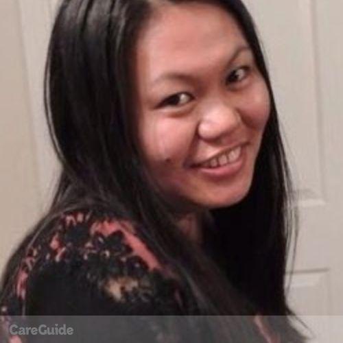 Canadian Nanny Provider Felynor Castro's Profile Picture
