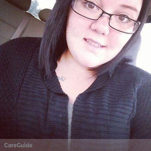 Canadian Nanny Provider Tasmine Davis's Profile Picture