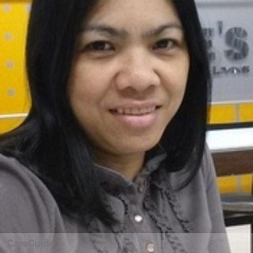 Canadian Nanny Provider Valent Gelda M's Profile Picture