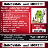 Handyman in Garland