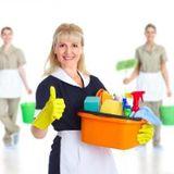 Oportunidad para trabajar limpiando casas de Bienes raices