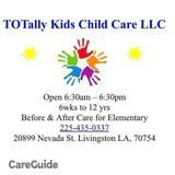 Daycare Provider in Livingston