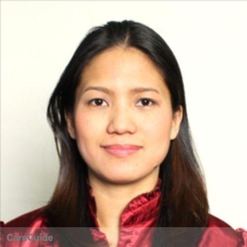 Canadian Nanny Provider Anne Lorraine Arzadon's Profile Picture