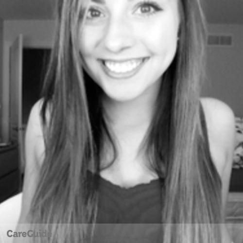 Canadian Nanny Provider Melissa Fournier's Profile Picture