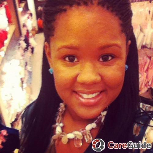 Child Care Provider Elexis Pegue's Profile Picture