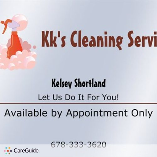 Housekeeper Provider Kelsey Shortland's Profile Picture