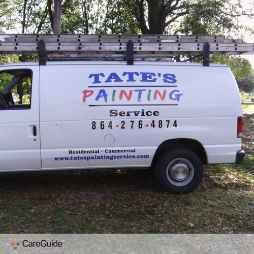 Painter Provider Tate's Painting Service T's Profile Picture