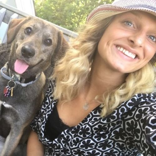 Pet Care Provider Brittany Aldrich's Profile Picture