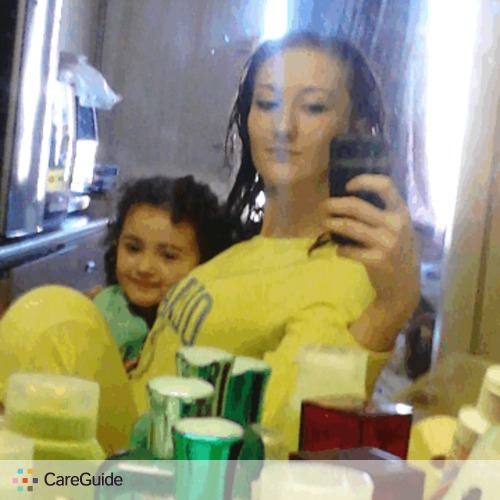 Child Care Provider Amber Vaughn's Profile Picture