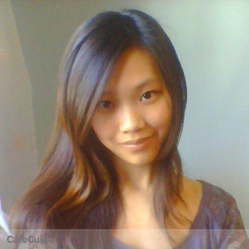 Canadian Nanny Provider Evelina Wu's Profile Picture