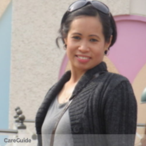 Canadian Nanny Provider Bella Malata's Profile Picture