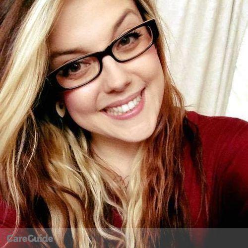 Canadian Nanny Provider Kyla Pye's Profile Picture