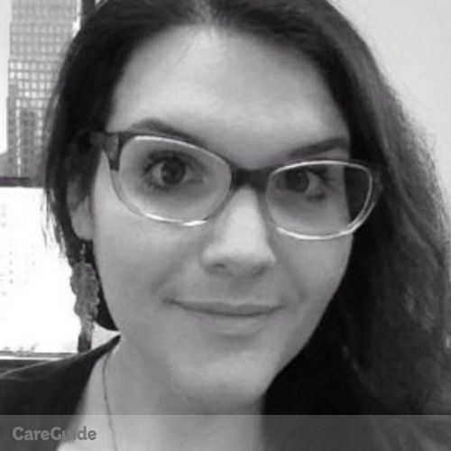 Canadian Nanny Provider Catherine C's Profile Picture