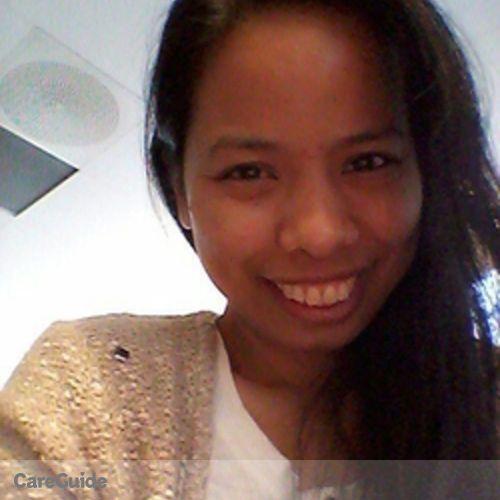 Canadian Nanny Provider Arabelle C's Profile Picture