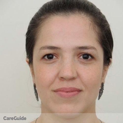 Elder Care Provider Fernanda D's Profile Picture
